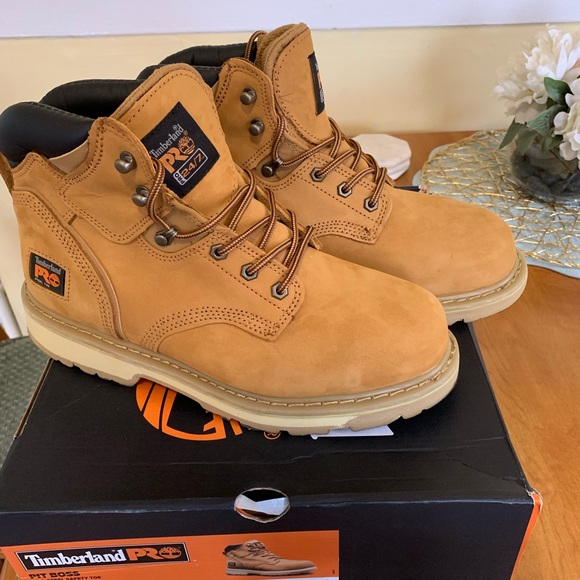 5dd70cb38d0 Brand New In Box: Timberland Pro Steel Toe Boots NWT